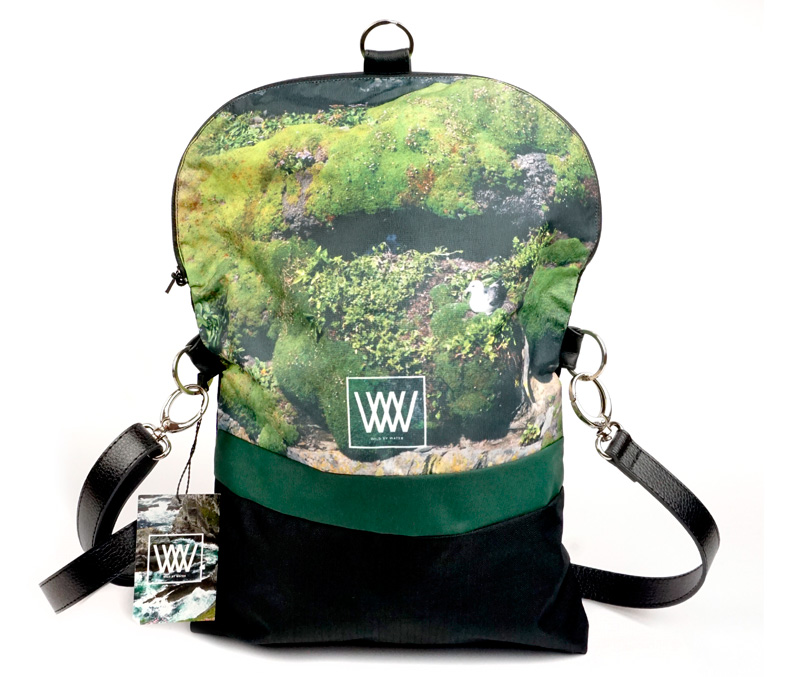"Wild by Water Backpack ""Gull"""