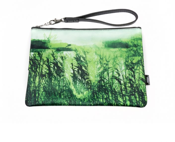 Fashion clutch bag– Wild Estuary by Wild by Water