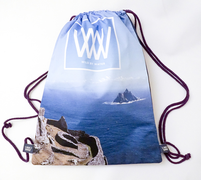 "Wild By Water Bags - Waterproof Day Pack ""Skellig View"""