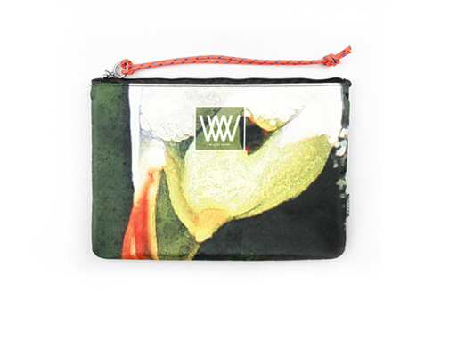 Waterproof bag /clutch – Puffin