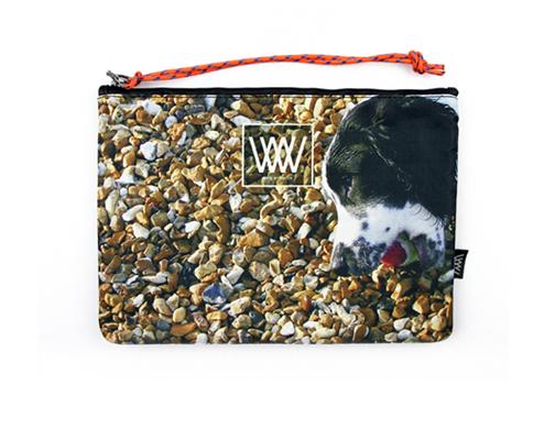 Waterproof bag /clutch – Springer Spaniel