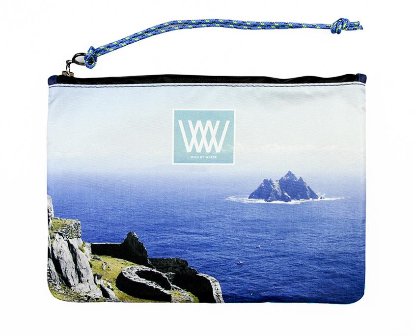 Waterproof bag /clutch – Skellig