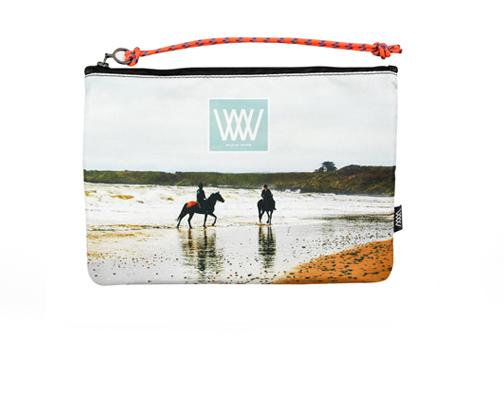 Waterproof bag /clutch – Beach Riders