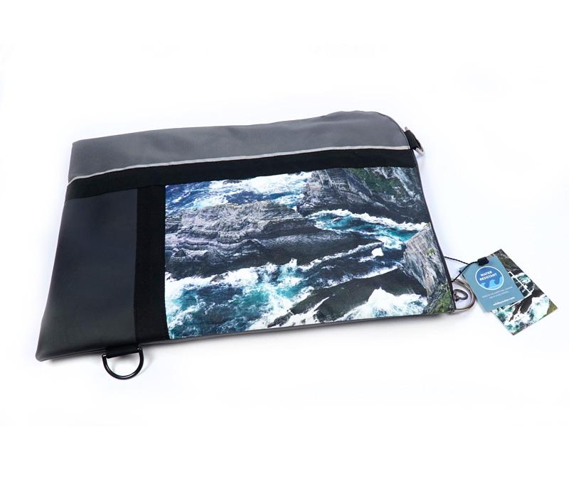 Wild by Water [UA] Folio / Laptop - Sea Cliffs