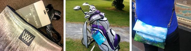 Waterproof Clutch for golf