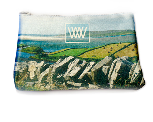 """Wild By Water Bags - Wild By Water Fashion Clutch """"Donegal Drystone"""""""