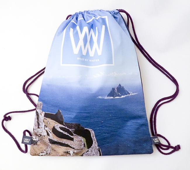 """Wild By Water Bags - Waterproof Day Pack """"Skellig View"""""""