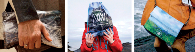 Wild By Water Bag Collection