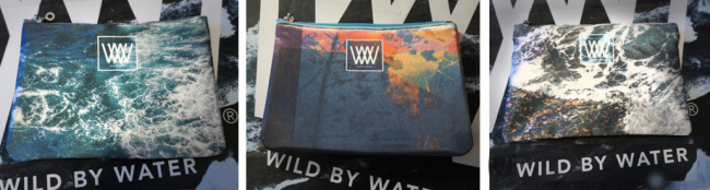 Wild By Water Fashion Clutches