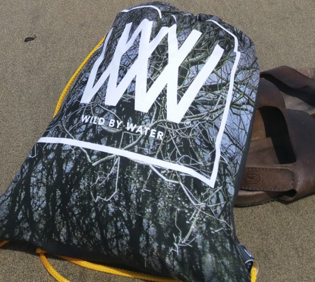 """Wild By Water Bags - Wild By Water (Water-resistant) Day Pack """"WaterTrees"""""""