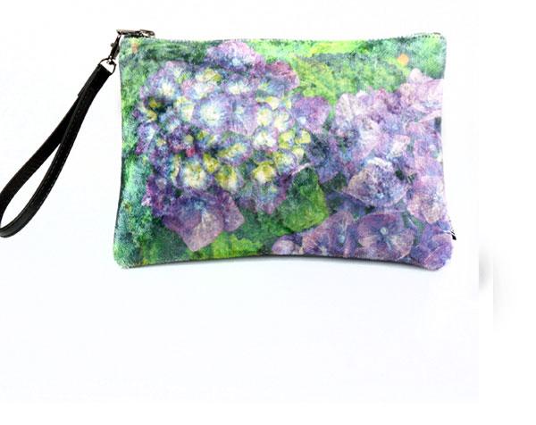 Wild by Water Botanicals Purple Hydrangea