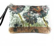 Wild by Water Botanicals Vintage Cacti pouch