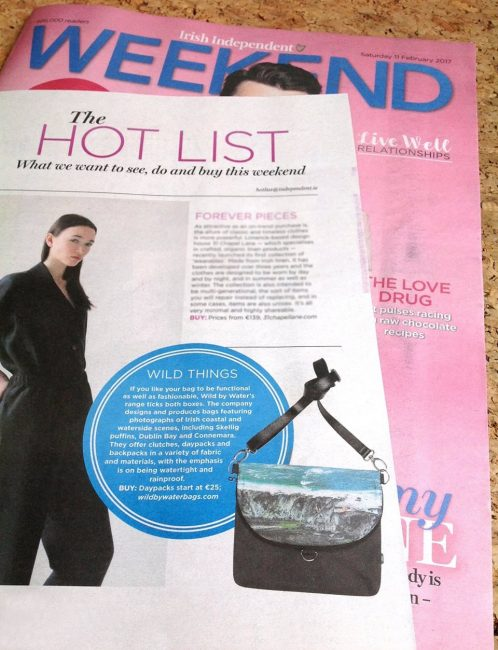 Wild by Water Independent Weekender Hotlist