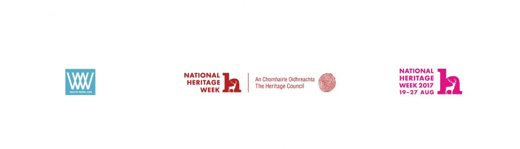 Wild by Water   Heritage Week Sponsors logos