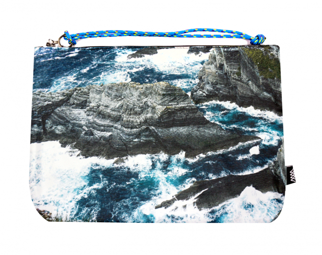 Seapoint Edge Graphic Big Clutch